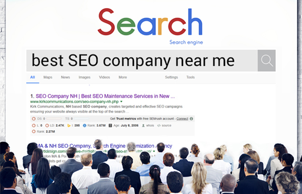 How to Find the Best SEO Company Around You