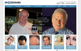 DiStefano Hair Restoration Centers