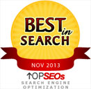 Best in Search - Top SEOs