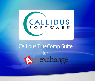 Callidus TrueComp Suite for Appexchange