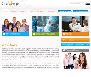 Converge Diagnostic Services
